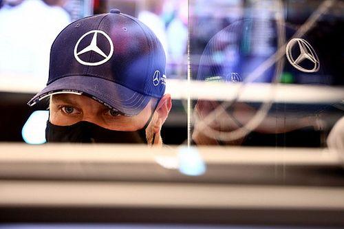 Боттас: Авария не повлияет на переговоры с Mercedes