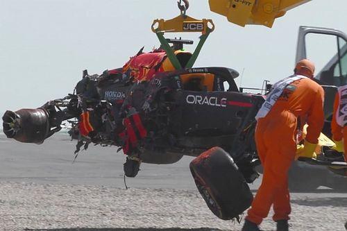 Red Bull revela el enorme precio del accidente Hamilton-Verstappen