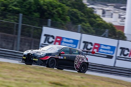 TCR South America realiza segunda etapa de 2021 em Curitiba