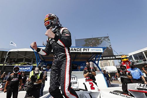 Newgarden: Previous qualifying missteps ended real title hopes