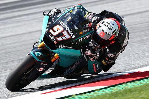 """Vierge: """"Tenía más a perder que a ganar subiéndome a la MotoGP"""""""