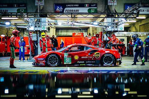"""Ceccarelli: """"Lo sforzo di Le Mans è studiato nei minimi dettagli"""""""