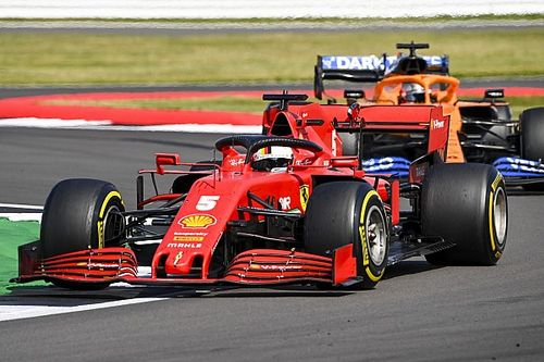 Vettel reageert: Spanningen binnen Ferrari niet hoger opgelopen