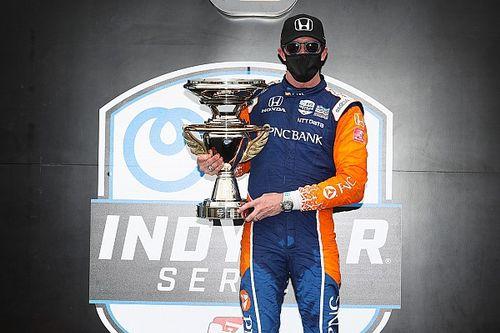 Indy GP IndyCar: Dixon, Rahal ve Pagenaud'yu geçerek kazandı