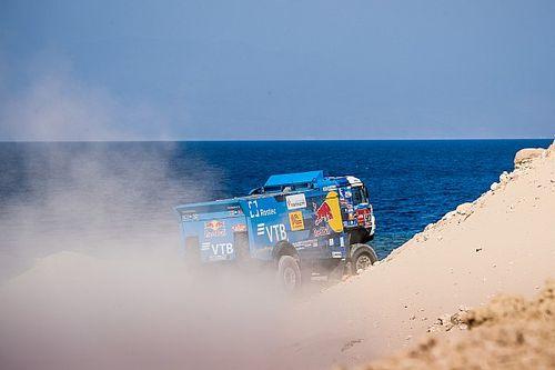Dakar, Camion: Sotnikov domina nella tripletta Kamaz