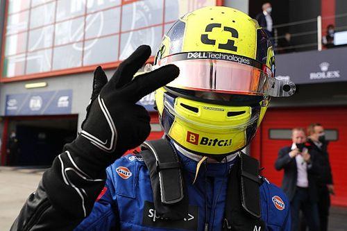 """Norris over spin Verstappen bij herstart: """"Ik was er voor gegaan"""""""
