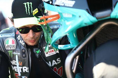"""Rossi: """"Als ik op m'n piek moest stoppen, had ik niet meer gereden"""""""