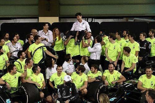 Mercedes: gli esuberi restano tutti a Brackley!