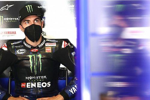 """Viñales: """"Márquez estará en la pelea, ir en moto no se olvida"""""""
