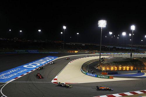 Weerbericht F1 Grand Prix van Sakhir: Droge nachtrace voorspeld