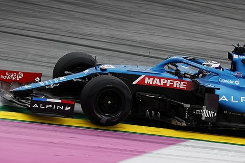 """Alpine est passé """"à 100%"""" au développement de la F1 2022"""