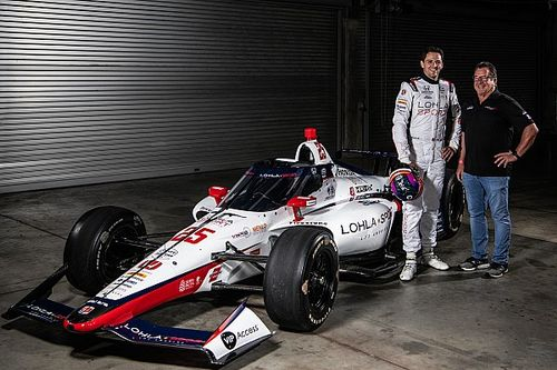 Stefan Wilson unveils Indy 500 entry
