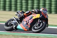 Misano MotoGP: Binder puts KTM on top in FP2