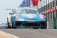 Porsche Cup: Salas bate Massa e Piquet e lidera primeiro treino livre da Porsche Cup em Goiânia