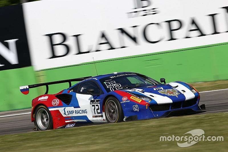 Rigon alla 24 Ore di Spa per cancellare i guai avuti al Nurburgring