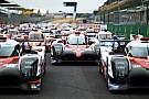 Le Mans wird