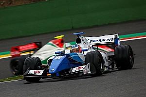 Формула V8 3.5 Отчет о гонке Исаакян одержал вторую победу в Формуле V8 3.5