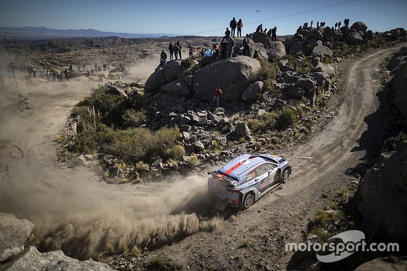 В календаре WRC появится гонка в Хорватии или в Новой Зеландии