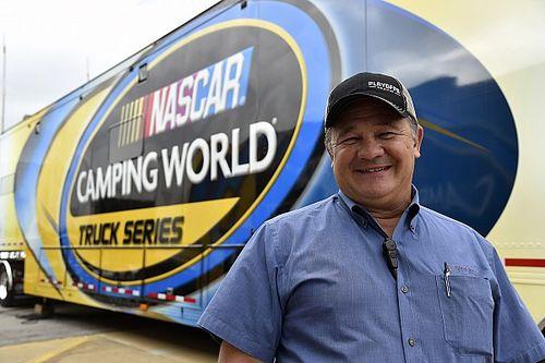 Canadian native Brad Moran making positive impact in NASCAR Trucks
