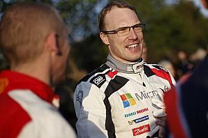 WRC 速報ニュース 【WRCフランス】ラトバラ「強くプッシュし、完璧に近い走りができた」