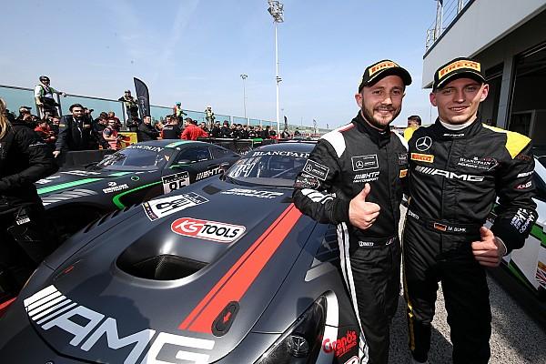 BSS Gara Perera e Buhk si aggiudicano la Qualifying Race al Nurburgring