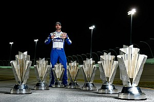 NASCAR Cup Interview Johnson looking for title No. 8:
