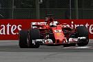 Гонщики Ferrari стали быстрейшими в третьей тренировке Гран При Канады