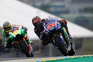 MotoGP Réactions Viñales confirme les progrès de la Yamaha