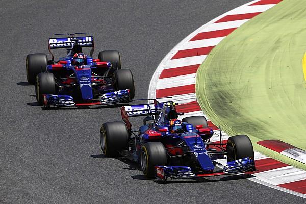 F1 Noticias de última hora Toro Rosso reconoce que su chasis no es tan bueno como en 2016
