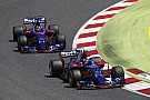 Toro Rosso admits more work needed on Spain upgrade