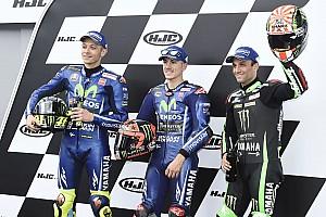 MotoGP Crónica de Clasificación Parrilla de salida del GP de Francia