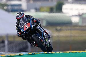 Moto2 Prove libere Le Mans, Libere 3: Bagnaia-Morbidelli, grande doppietta italiana