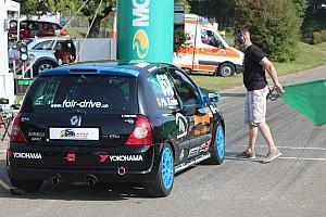 Coupes marques suisse Résumé de course Renault Classic Cup : une victoire selon l'annonce de Philipp Krebs