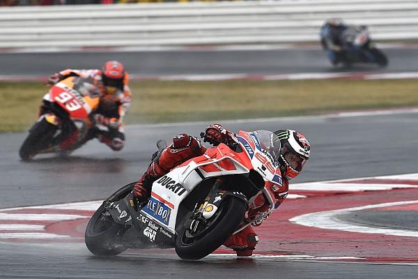"""MotoGP Noticias de última hora Lorenzo: """"En Misano tuvimos en la mano ganar por primera vez"""""""