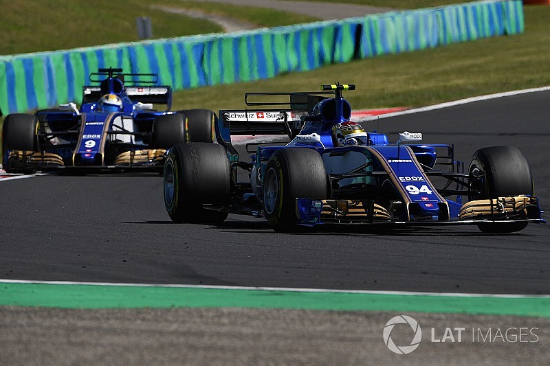 "Ericsson believes Wehrlein battle has been ""very even"""