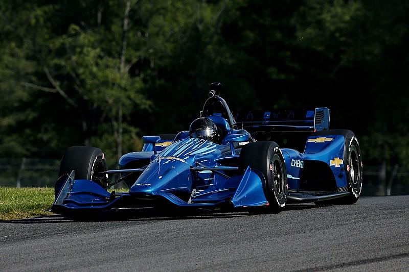 [IndyCar] 2018赛季普通赛道空力套件迎来首次测试