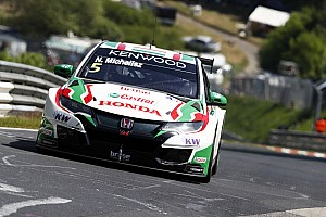 WTCC Qualifying report Nurburgring WTCC: Michelisz takes Nordschleife pole by 0.6s