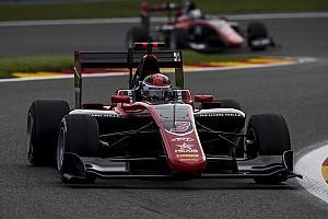 GP3 Race report Spa GP3: Russell beats ART teammates in Saturday race