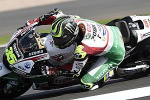 MotoGP Practice report FP2 MotoGP Inggris: Crutchlow memimpin, Marquez terjatuh dua kali