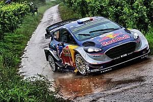 WRC Breaking news