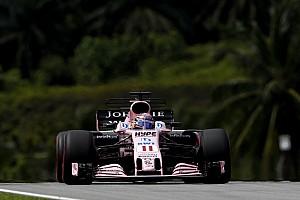 F1 Noticias de última hora Pérez se califica en Q3 en Malasia a pesar de estar enfermo
