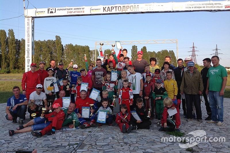 Кубок України з картингу в Національних класах, IV етап