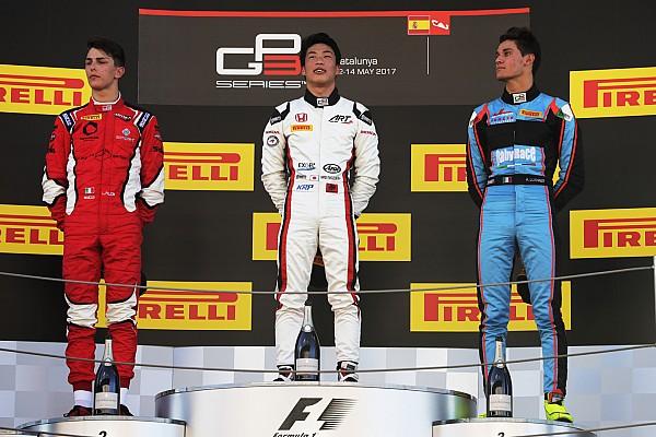 GP3 速報ニュース 【GP3】初優勝の福住仁嶺「君が代が聞けたのが何より嬉しかった」