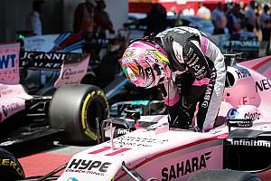 F1 Noticias de última hora Force India, llamado por los comisarios por un problema con los números