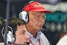 Формула 1 Атеїст Лауда молився за перемоги Mercedes у Ф1