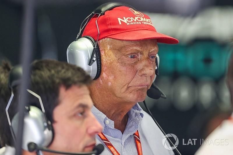 Lauda: Verstappen'e verilen ceza, gördüğüm en kötü karardı