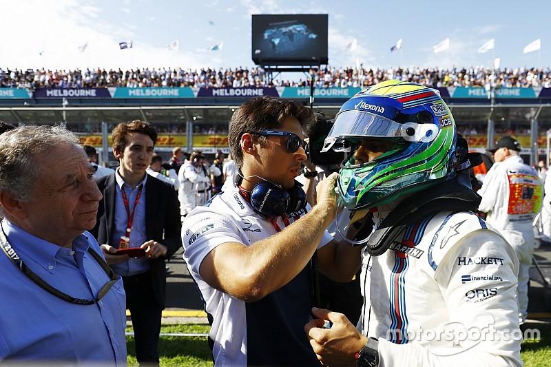 """Massa está animado por correr en la  """"divertida"""" pista en China"""