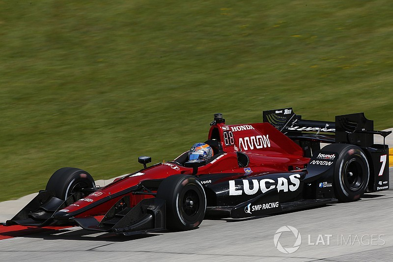 Wickens deixa time Mercedes do DTM para correr na Indy