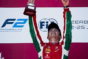 FIA Fórmula 2 Artículo especial 'Un fin de semana emotivo en Bakú', por Charles Leclerc