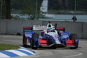 IndyCar Qualifyingbericht IndyCar-Double-Header in Detroit: Takuma Sato holt Pole für Rennen 2